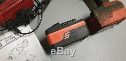 Snap On De Monster Lithium Ion 1/2 Lecteur Sans Fil Clé À Chocs Gun Outil Ct785