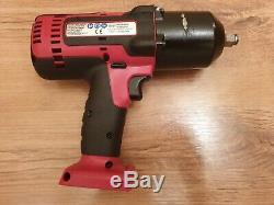 Snap On De Sans Fil Monstre Lithium 1/2 Gun Impact Clé Cteu8850 Boîtier Nu