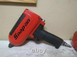 Snap On Mg1250 3/4 Drive Impact Gun Nice! Clé Pneumatique D'air