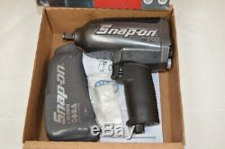 Snap On Mg725 1/2 Clé À Chocs Gun Metal Libre U. S. Livraison
