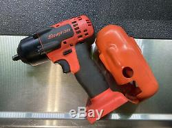 Snap On Tools Lithium Ion 3/8 Entraînement Sans Fil Clé À Chocs Gun In Orange