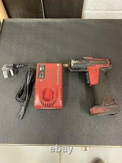 Snap Sur 3/8 Gun De Clé D'impact 14.4v Avec Batterie Et Chargeur