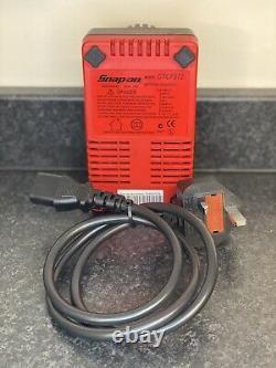 Snap Sur Ct525 7.2v 1/4 Clé À Impact Sans Fil Avec Batterie Et Chargeur