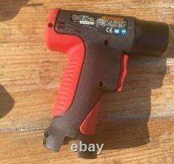Snap Sur Ct561 3/8 Cordless Impact Wrench Gun 7.2 V, Batteries Nos Et Chargeur