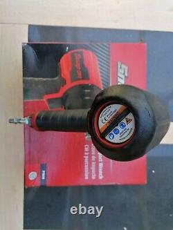 Snap Sur Pt850 1/2in Impact Wrench Impact Gun Red Avec Boot