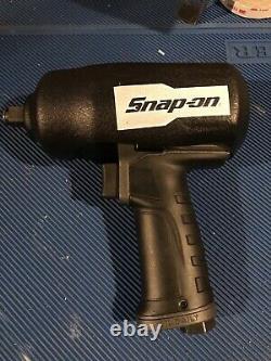 Snap Sur Pt850gmg Gun Metal Gray 1/2 Drive Air Wrench Gun Pt850 Pt 850