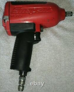 Snap-on 1/2 Drive Super Duty Impact Wrench Mg725 1/2 Pistolet À Air
