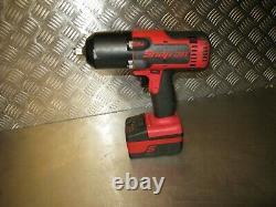 Snap-on Clé À Chocs Corps + Batterie Snap On Impact Gun Ct8850 + 4.0ah Batterie