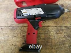 Snap-on Ctu6850 Ct6850 Pistolet D'impact Sans Fil 18v Battery+charger Inclus