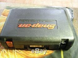 Snap-on Kit Clé Pistolet À Impact Ct6850 1/2 2 Batteries, Chargeur & Cas