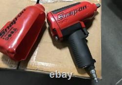 Snap-on Magnesium 1/2 Drive Air Impact Super Duty/heavy Duty Shop Wrench Gun