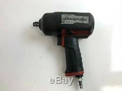 Snap-on Tools 1/2 Air Drive Clé À Chocs Gun Pt850 Pneumatiques Avec Couvercle