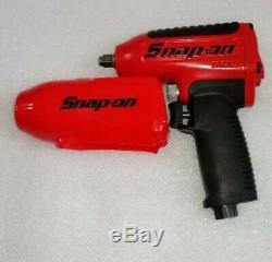 Snap-on Tools 3/8 Impact De Pistolet À Air Clé À Chocs Mg325 Housse De Protection