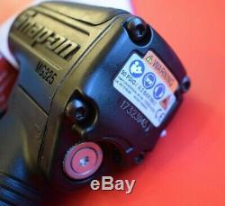 Snap-on Tools 3/8 Lecteur Rare Black Edition Air Gun Clé D'impact (545) Rrp £ 463