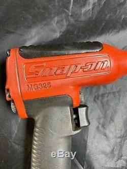 Snap-on Tools Air Impact Wrench 3/8 Entraînement Mg325 Super Duty Gun