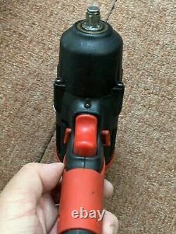 Snap-on Tools Ctu4410 3/8 Pouces D'entraînement 18v Impact Pistolet Clé Sans Fil Ni-cad 8/10