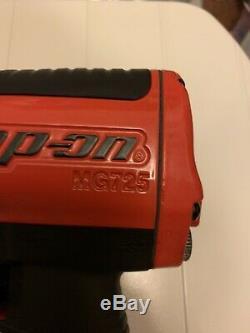 Snap-on Tools Mg725 1/2 Pouces Lecteur Clé À Chocs Air Gun Red Ace