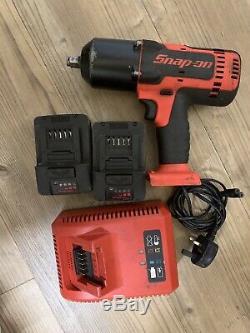 Snap-on Tools Monster Lithium Ion 1/2 Lecteur Sans Fil D'impact Gun Clé