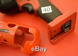 Snap-on Tools Nearly New 3/8 Entraînement 18v Monsterlithium Impact Gun Clé (40)