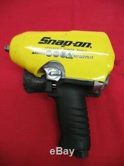 Snap-on Tools Universal 3/8 Et 1/2 D'entraînement D'air Clé À Chocs / Pistolet Nos