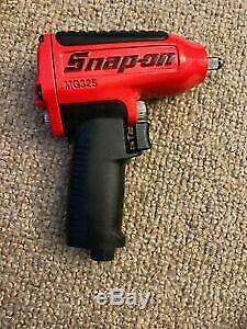 Snapon 3/8 Clé À Chocs Pistolet À Air Mg325. Enclenchez Le Pistolet À Air Comprimé