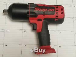Snapon Snap On Ct8850 18v 1/2 Disque Monstre Lithium Gun Clé D'impact En 2019