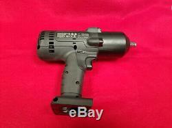 Snapon Snap On Ct8850bk 18v 1/2 Disque Monstre Lithium Gun Impact Clé Noir
