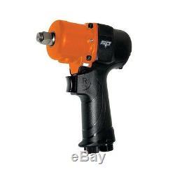 Sp Tools - Mini Clé À Chocs Pneumatique - Outil Pneumatique Pour Pistolet À Cliquetis - 1/2 Entraînement Sp-7146ex