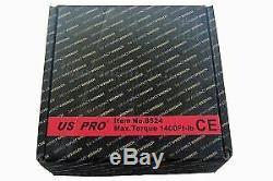 Us Pro 3/4 Dr Air Gun Clé À Chocs 1400 Ft-lb 8524